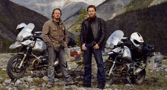 Ewan Mcgregor Road Trip photo